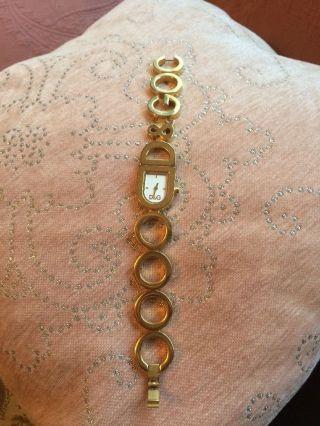D&g Uhr,  Gold Edelstahl,  Dolce &gabbana Bild