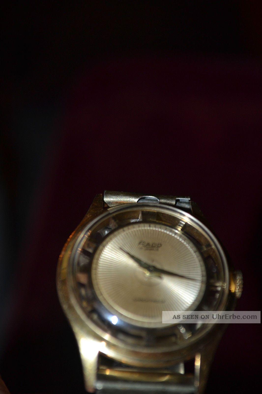 Armbanduhr Rado Armbanduhren Bild