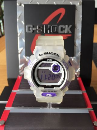 Casio G - Shock Dgk,  Und Ungetragen,  Limited,  Dirty Ghetto Kids - Bild