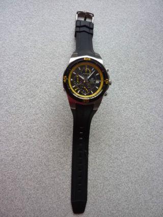 Casio Edifice Alarmchronograph Bild