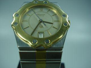 Chopard Armbanduhr Modell St.  Moritz - Durchmesser 32 Mm Bild