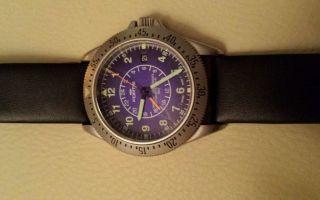Fortis Automatik Chronograph Bild