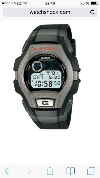 Casio G - 2600 Bild