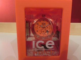 Ice - Watch Chrono Chm.  Fo.  B.  S.  12 Orange Bild