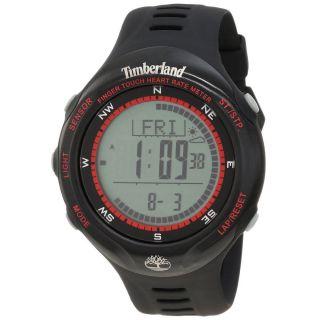 Armbanduhr Timberland Tbl - 13386jpbb - 01 Unisex Digital Grau Zifferblatt Gummiband Bild