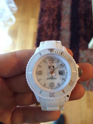 Ice Watch Small Weiß (modell: Ice Forever) Bild