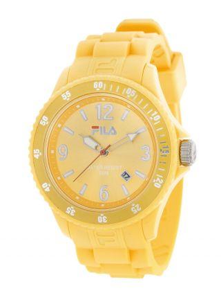 Fila Armbanduhr,  Uhr,  Watch,  Fa1023 - G - Yl Bild