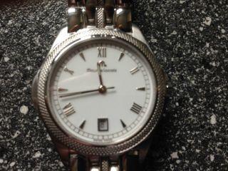 Maurice Lacroix 69583 Wunderschöne Uhr Flaches Design Top Bild