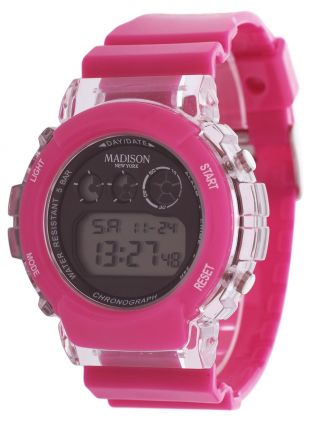 Madison York Unisex Armbanduhr Berry Candy Time Shock U4168i3 Bild