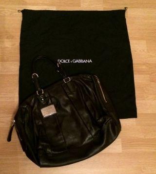 Dolce&gabbana D&g - Authentische Miss Madison Handtasche Luxus D&g Tote Bag Bild