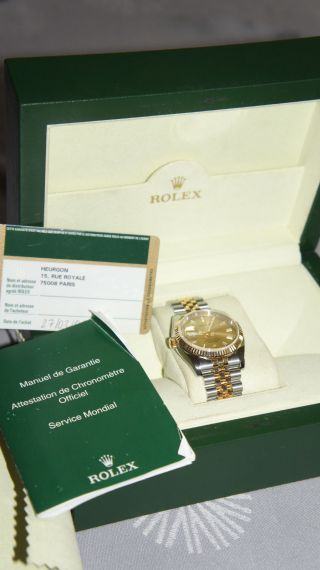 Rolex Oyster Perpetual Bild