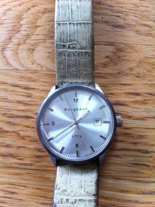 Bergmann Uhr 1976 Bild
