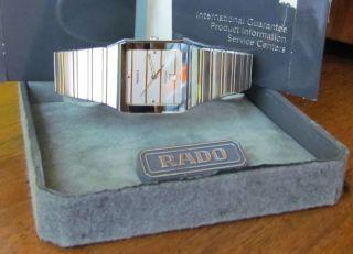 Rado Diastar Stahl/gold Bild