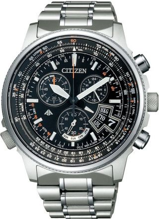 Citizen Promaster Sky By0080 - 57e Eco - Drive Limited Japan Bild