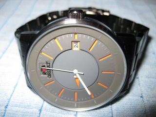 Orient Disk Fer02006a0 Automatik Edelstahl Uhr Aus November 2014 Bild
