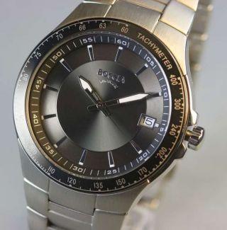 - Neue Boccia - Titanium Chronometer Men´s Sport Style Taucher 100 Meter Uhr Bild