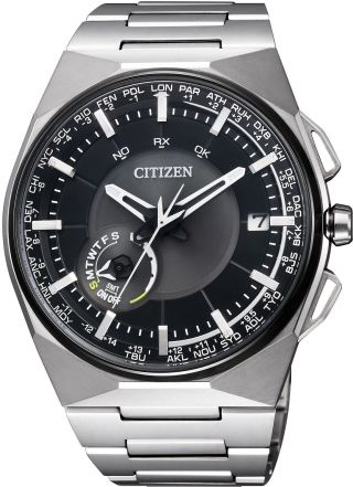 Citizen Cc2006 - 53e Eco - Drive Satellite Wave Gps F100 Limited Japan Bild
