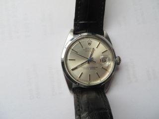 Rolex Oyster Perpetual Datejust Automatik 1961 Bild