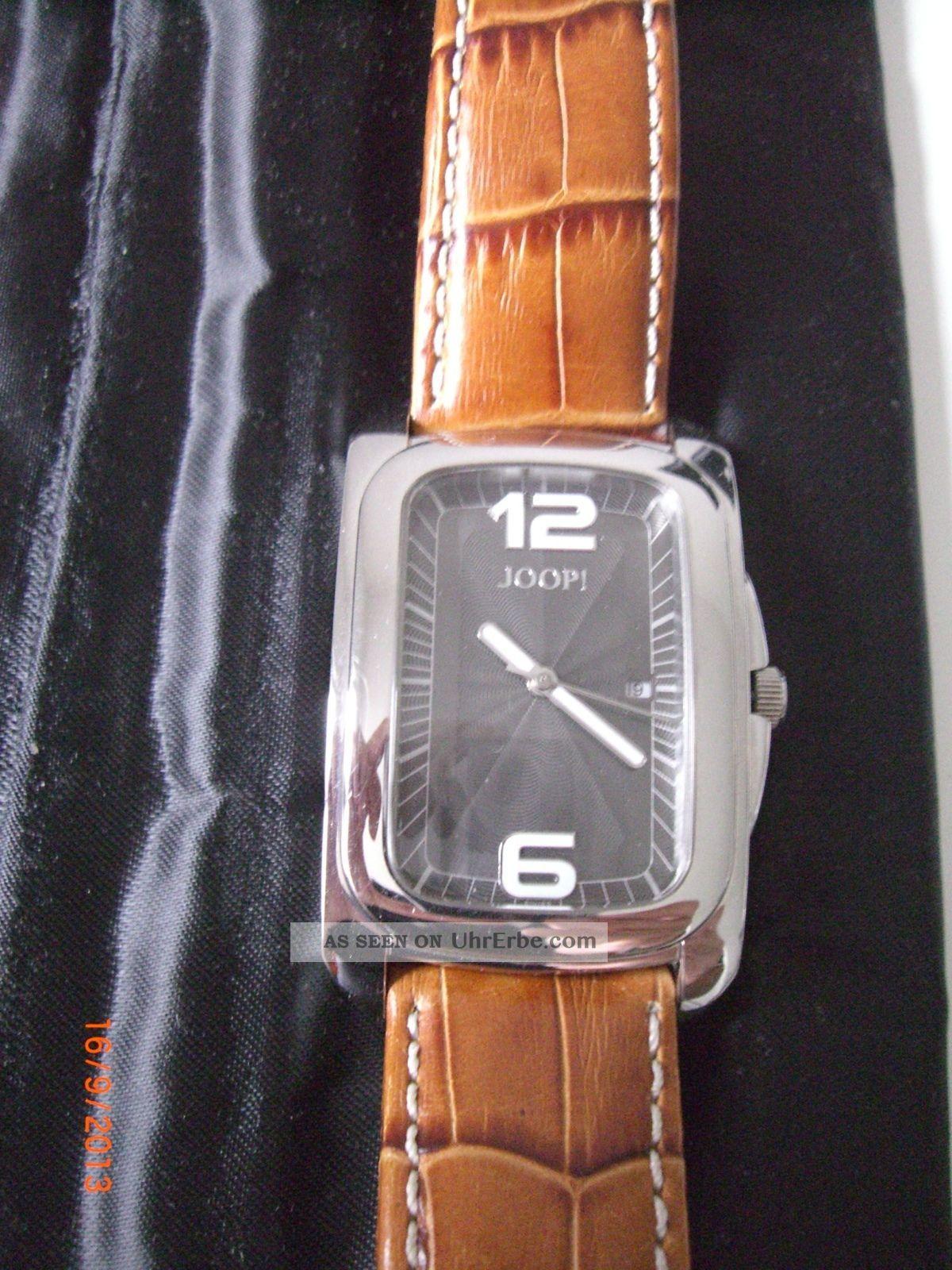 Joop Armbanduhr Armbanduhren Bild