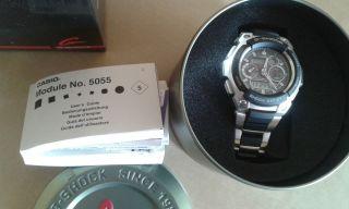 Casio G - Shock Mtg - 1500 - 1aer,  Rechnung Mit Bild