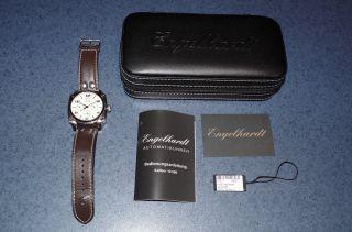 Armbanduhr Engelhardt Kaliber 10.  580 Automatik Bild