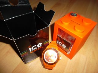 Ice - Watch Ice - Sili Orange Big Armbanduhr (si.  Oe.  B.  S.  09) Bild