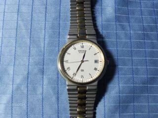 Seiko In Bicolor,  Armbanduhr Bild