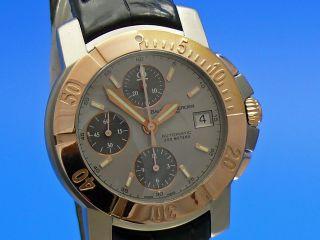 Baume & Mercier Capeland S Titan/rotgold Ankauf Von Luxusuhren Tel.  03079014692 Bild