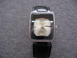 Seiko 5 Automatik Uhr,  21 Jewels,  Gepflegter Bild