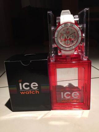 Ice Watch Chrono Party Bb - Bloody Mary - Bild