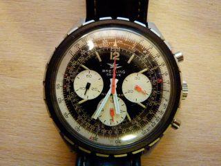 Breitling Gronograph (spiegelei) Bild