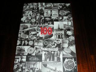 Fortis 100 Jahre Premium Buch (mit Preisliste),  Fortis SchlÜsselanhÄnger Bild