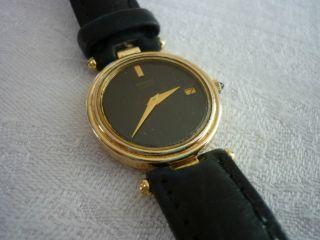 Seiko Quarz Damenarmbanduhr,  Datumanzeige Bild