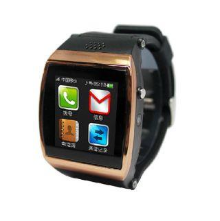 U8 Bluetooth Smart - Armbanduhr - Telefon - Mate Für Android Iphone Samsung Note 3 Htc Bild