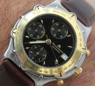 Maurice Lacroix Chronograph Automatik Bild