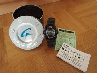 Casio Baby - G Blau G - Shock Module Nr.  2285 2415 Bild