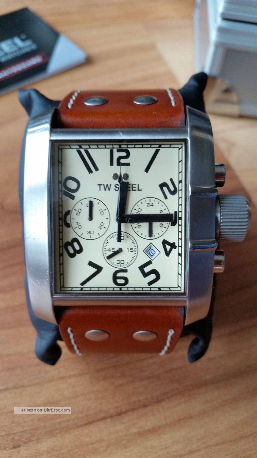 Tw Steel Herrenarmbanduhr Armbanduhren Bild