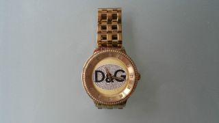 Dolce & Gabbana Dw Cf0096 Sehr Selten Bild