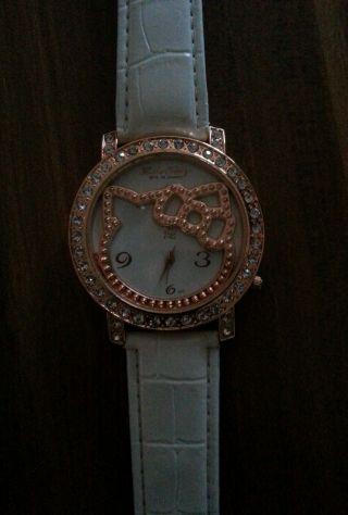 Hello Kitty Uhr Bild