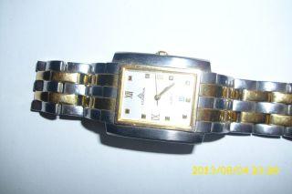Dugena,  Armbanduhr,  Bicolor,  Quartz Bild