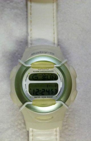 1 Casio Baby G - Uhr Getragen Siehe Bild Bild
