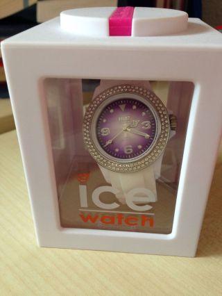Ice Watch Ice Purple - Swarovski Bild