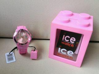 Armbanduhr Ice Watch / Pink Nagelneu Und Ungetragen Bild
