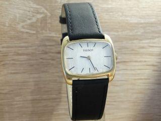 Tissot Mechanisches Uhrwerk. Bild
