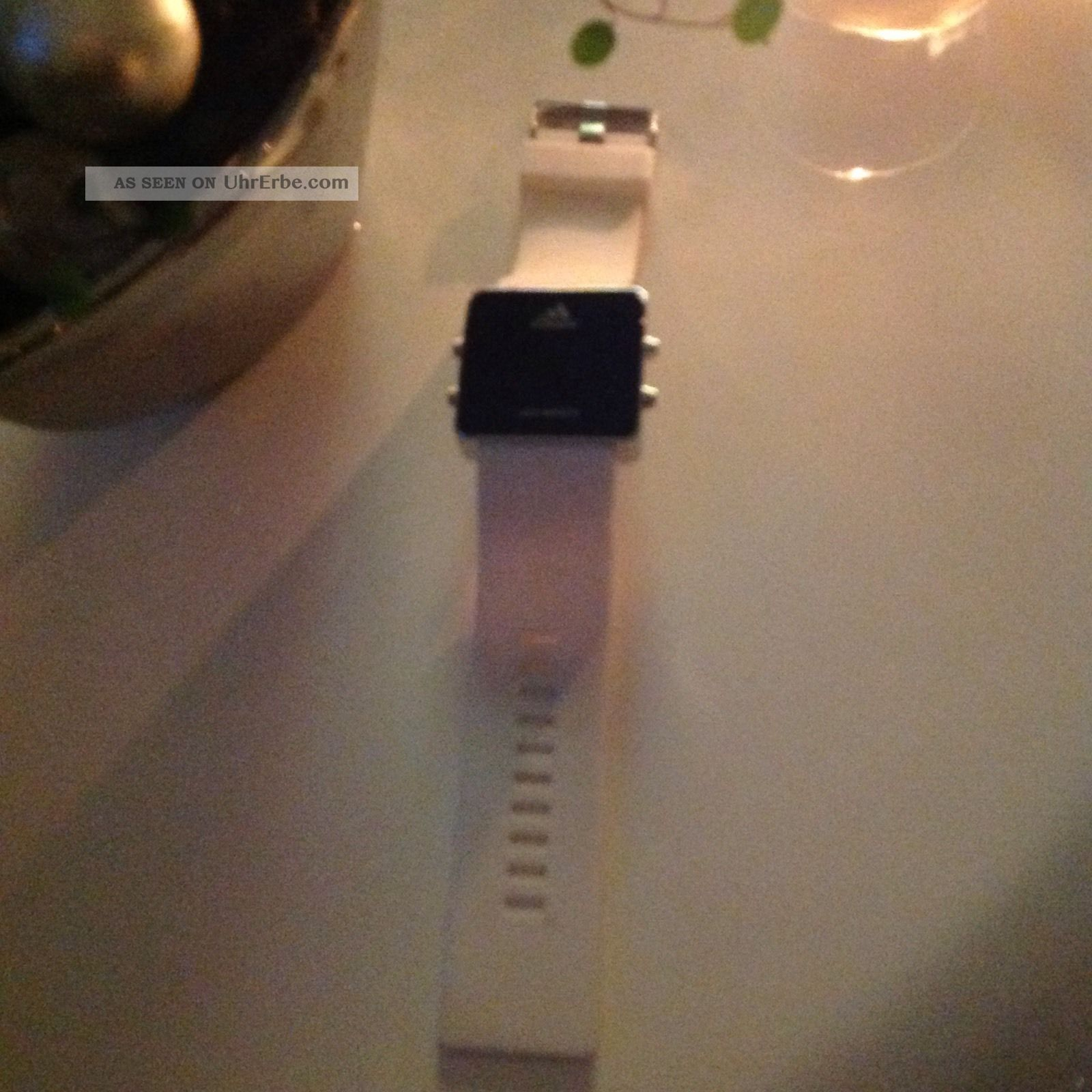 Adidas Led Watch Er&sie Armbanduhren Bild