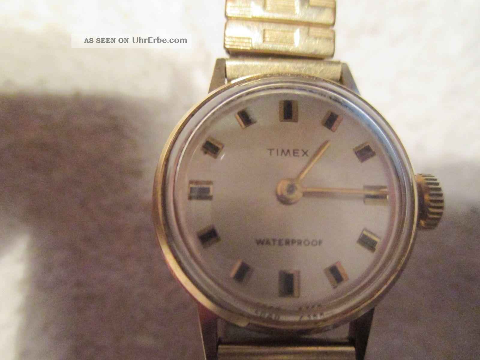 Auflösung Von Opas Private Uhrensammlung Nr 15 Timex Armbanduhren Bild