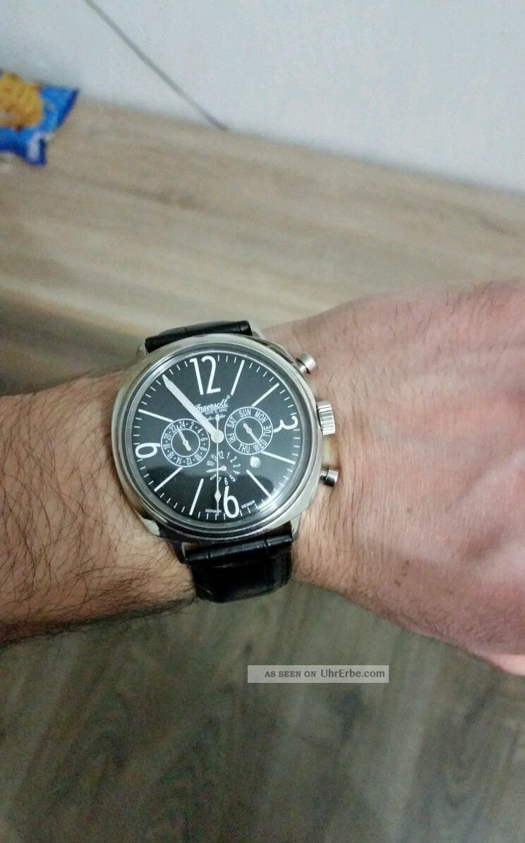 Ingersoll Automatik Armbanduhren Bild