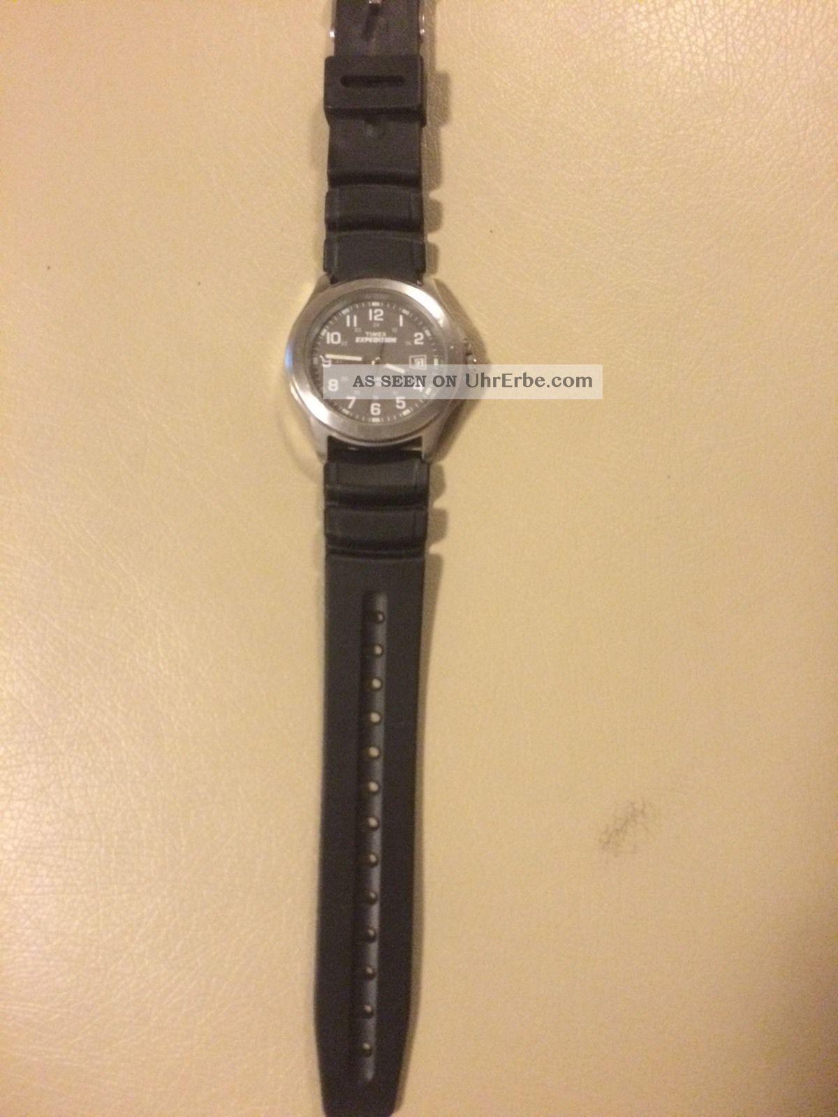 Timex Expedition Armbanduhren Bild