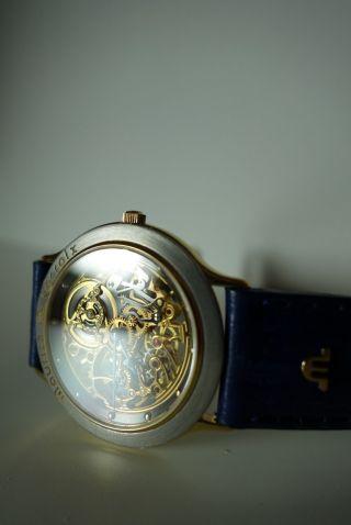 Maurice Lacroix Skelett Uhr Bild
