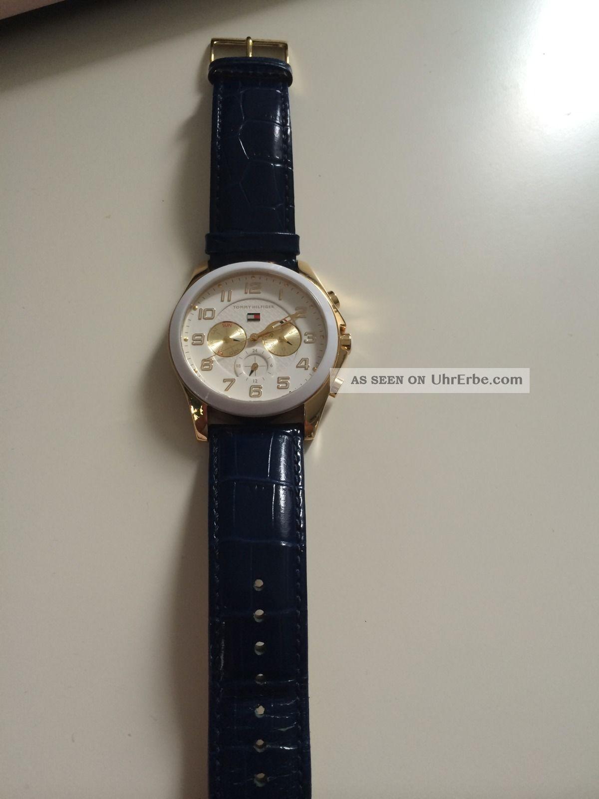 Tommy Hilfiger Uhr Armbanduhren Bild